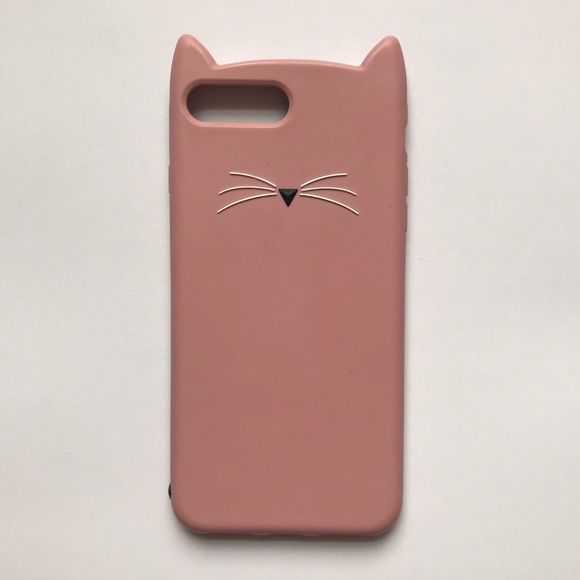 new product 5599c c4a38 Kate spade iPhone 7 Plus cat phone case